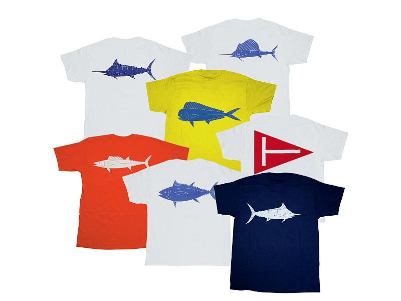 Melton Tackle Capture Flag T-Shirt Set