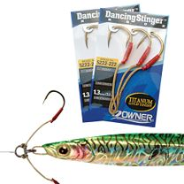 Owner Dancing Stinger Hooks