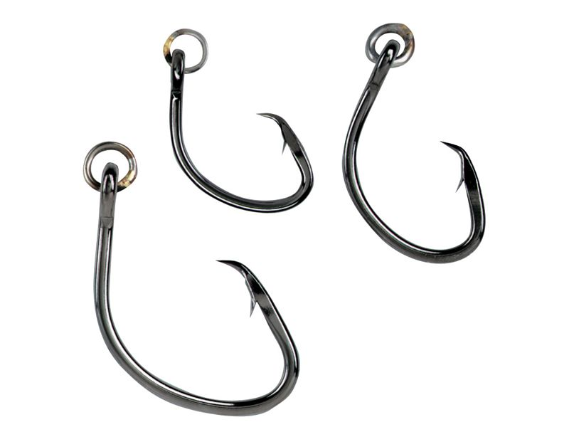Owner Super Mutu Circle Hooks with Ring