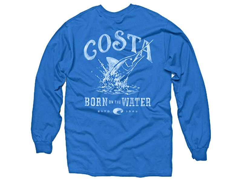 Costa Baja Long Sleeve Shirt
