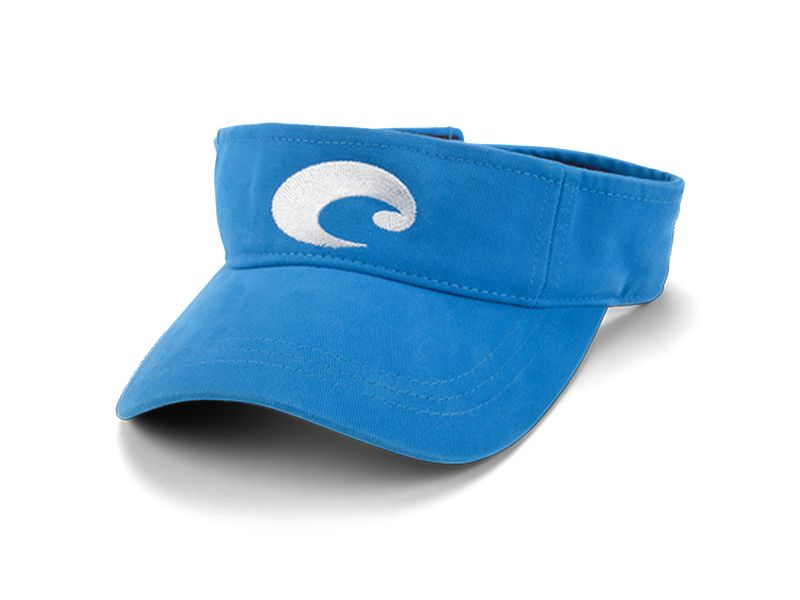 Costa Del Mar Cotton Visor