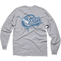 Costa Retro Long Sleeve Shirt