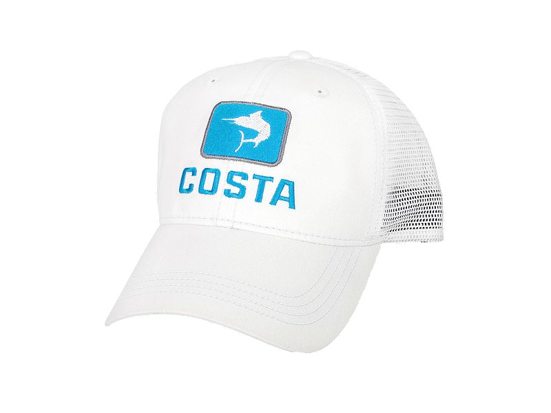 Costa Del Mar Marlin XL Trucker Hat