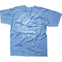 Costa High Tide T-Shirt