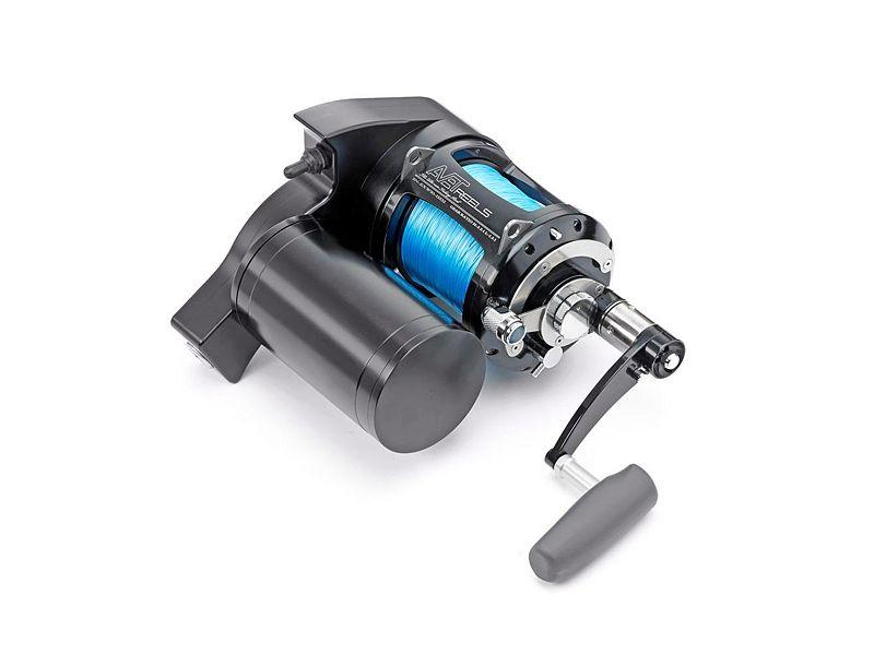 Dolphin Electreel w/New Avet EX50W Combo