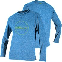 O'Neill 24/7 Hybrid Youth Long Sleeve Shirt