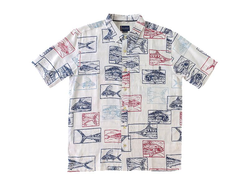 O'Neill Gone Fishin Buttondown Shirt