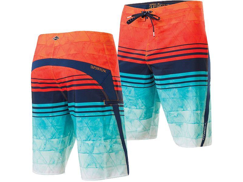 O'Neill Superfreak Diffusion Boardshorts