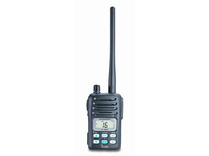 ICOM M88 Handheld VHF Radio
