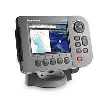Raymarine A50 Chartplotter with US Coastal Chart