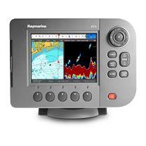 Raymarine A57D Chartplotter/Fishfinder with US Coastal Chart