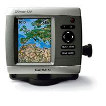 El Garmin GPS MAP 420 Chartplotter