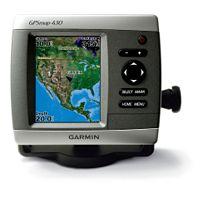 El Garmin GPSMAP 430 Chartplotter