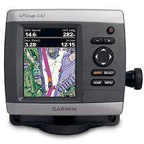 El Garmin GPSMAP 440 Chartplotter