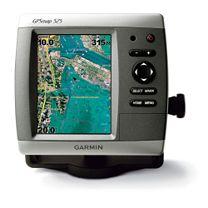 El Garmin GPSMAP 525 Chartplotter