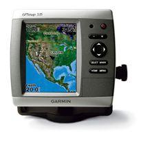 El Garmin GPSMAP 535 Chartplotter