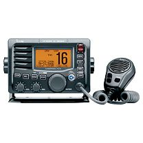 Icom IC-M504 With Horn and Hailer