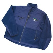 Nantucket Bound Custom Embroidered Fleece Jacket