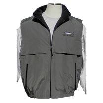 Nantucket Bound Custom Embroidered Reversible Active Wear Vest