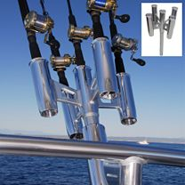 The Collector 5 Rod Holder