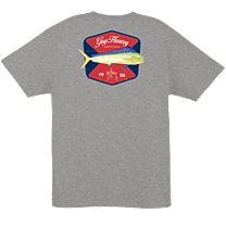 Guy Harvey Leader Pocketed T-Shirt