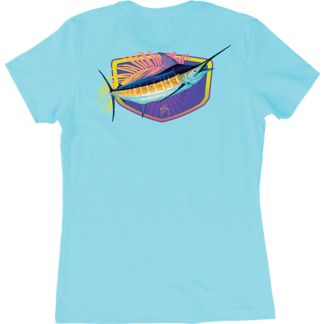 Guy Harvey Beaming Ladies T-Shirt