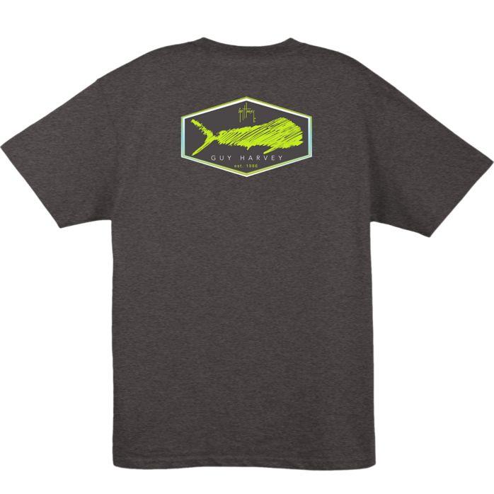 Guy Harvey Badger UVX Performance T-Shirt