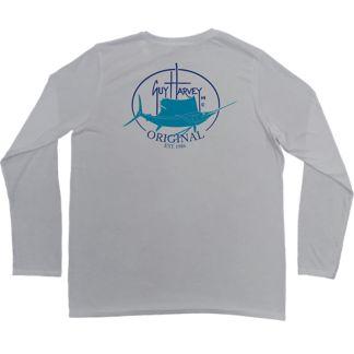 Guy Harvey Original Fin Pro UVX Performance Long Sleeve Shirt