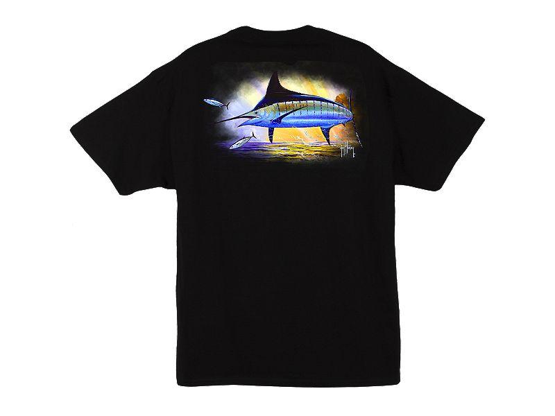 Guy Harvey Golden T-Shirt