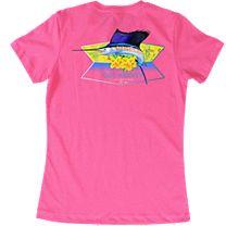 Guy Harvey Sunny Side Women's T-Shirt
