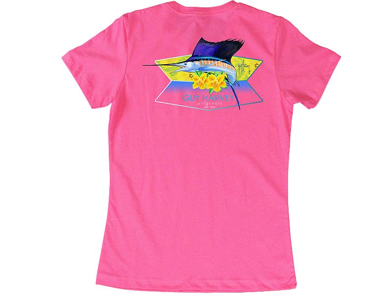 Guy Harvey Sunny Side Women's T-Shirt