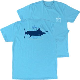 6e6e0713 Guy Harvey GH Logo Youth T-Shirt