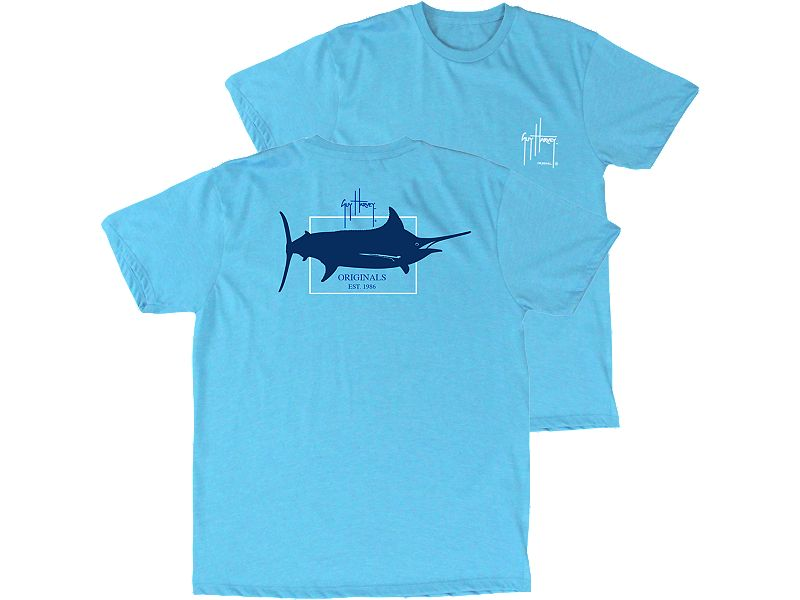 Guy Harvey GH Logo Youth T-Shirt