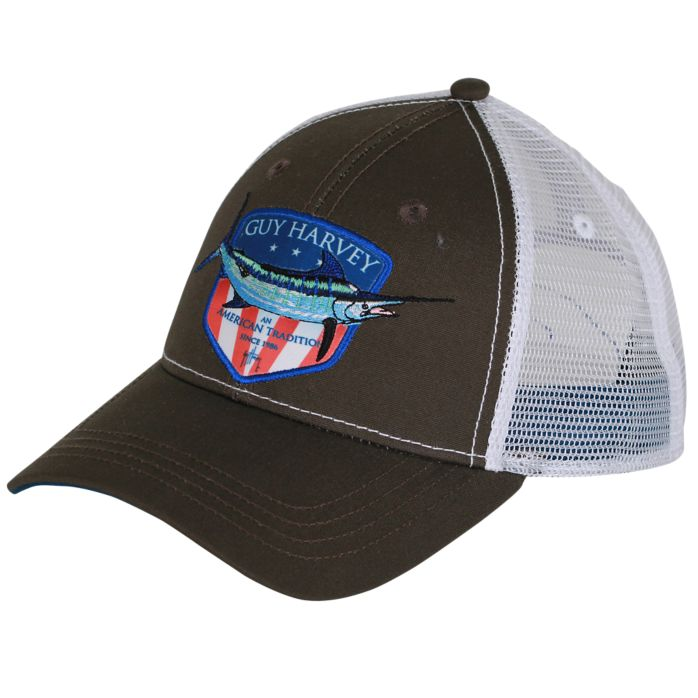 Guy Harvey Glory Trucker Hat