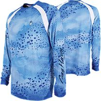 Guy Harvey Mahi Pro UVX Performance Long Sleeve Shirt