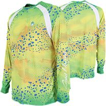 Guy Harvey Mahi Performance Long Shirt