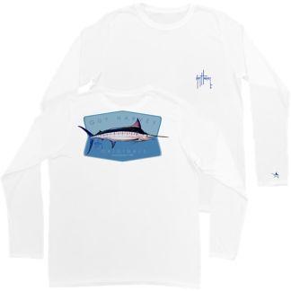 Guy Harvey Reflecto Pro UVX Performance Long Sleeve Shirt