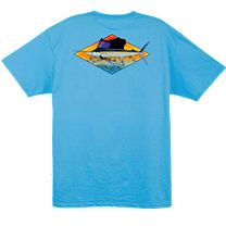 Guy Harvey Downwind T-Shirt