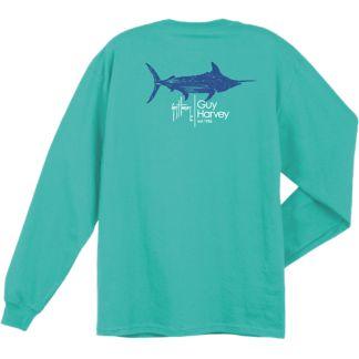 Guy Harvey Sprint Long Sleeve Shirt