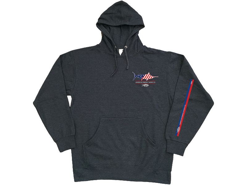 AFTCO Bill Me Fleece Hoody