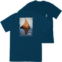 AFTCO Redtail Vintage Pocket T-Shirt