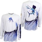 Guy Harvey Sailfish Pro UVX Performance Long Sleeve Shirt