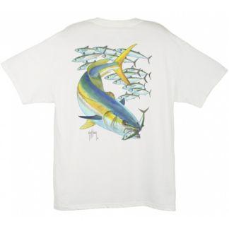 Guy Harvey California Yellowtail T-Shirt