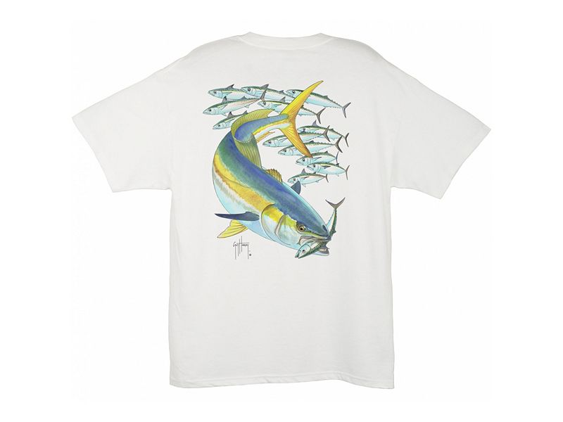 Guy Harvey California Yellowtail T-Shirt