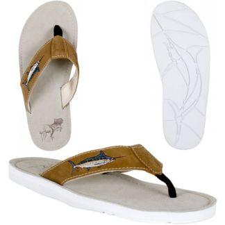 Guy Harvey Blue Marlin Sandals