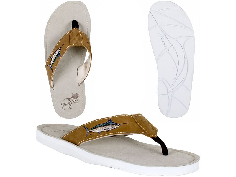 Guy Harvey Blue Marlin Sandal