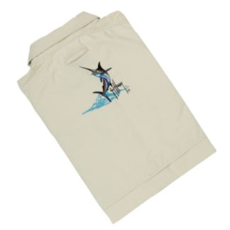 Guy Harvey Blue Marlin Technical Fishing Shirt
