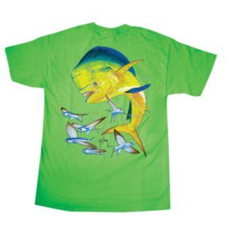 Guy Harvey Bull Dolphin Youth T-Shirt