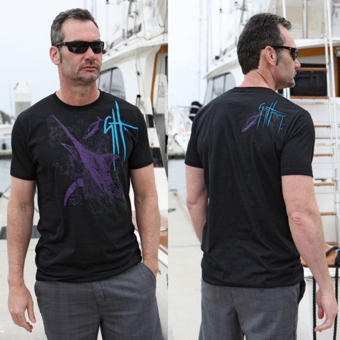 Guy Harvey Marlin GH T-Shirt