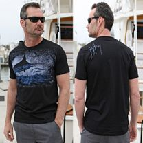 Guy Harvey Marlin Shadow T-Shirt